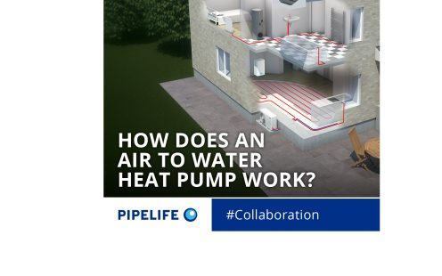How does an Air to Water Heat Pump Work
